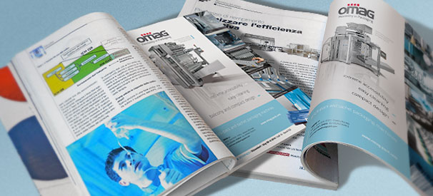 Omag press about packaging machines
