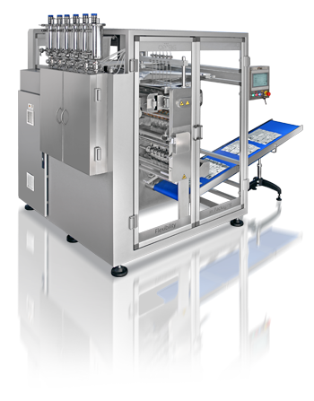 Plates Packaging Machine