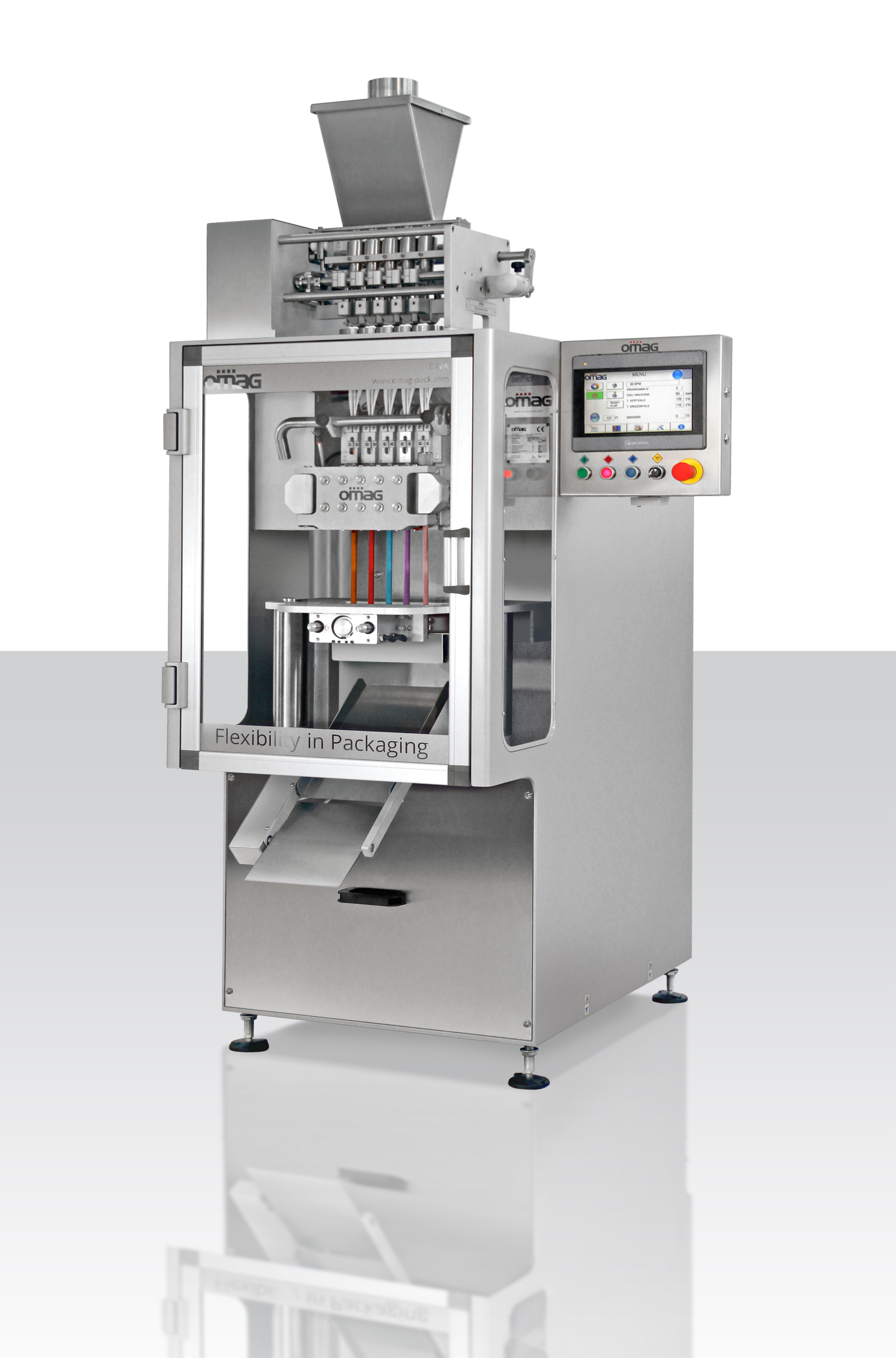 DIVA Packaging Machine